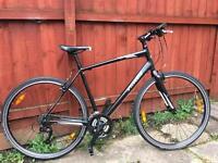 Specialized Sirrus Sport road/hybrid bike.
