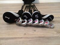 RAM full set of golf clubs