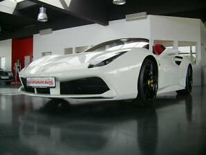FERRARI 488 Spider / Racing / Lifting / 1.Hand / Deutsch