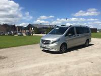 Manchester Airport Transfers - Taxi - 8 seater Minibus