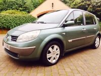 Renault Scenic 1.6 VVT Dynamique - ford vw estate focus golf picasso s max vectra jeep kia hyundai