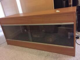 4 ft vivarium