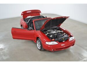 1997 Ford Mustang Cobra Convertible Condition Showroom !!!