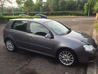 Golf GT TDI 1.9 diesel for sale £3300