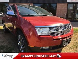 2008 Lincoln MKX MANAGER SPECIAL