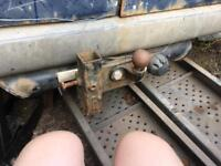 Ford transit tow bar