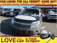 2006 Chevrolet Equinox LT * FRESH TRADE * AS IS * ENGINE KNOCKS