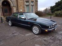 Daimler Super V8 4.0 supercharged LWB Jaguar xjr