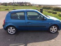 03 Renault Clio dynamic 1.2