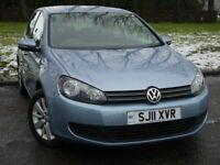★★AUTOMATIC★★ (11) Volkswagen Golf 1.6 TDI BlueMotion Tech Match CC Ltd Edn DSG 5dr ★★FINANCE ME★★