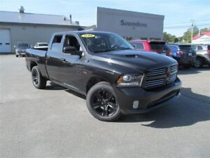 2017 Ram 1500 Sport Demo Sale-Save! Nav/Camera/ Low Km's