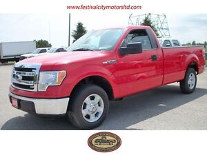 2013 Ford F-150 XLT Long Box 2WD | CERTIFIED