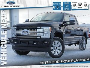 2017 Ford F-250 Platinum *LF*
