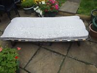Fold Up Guest Bed, Never been used,as new condition