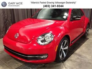 2014 Volkswagen Beetle Sportline 2.0 Turbo with DSG