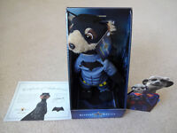 Aleksandr as Batman - Meerkat Movies Collectables Toy
