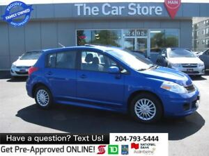 2012 Nissan Versa 1.8 SL - SUNROOF, USB, LOCAL - NO ACCDTNS