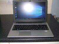 "MEDION AKOYA LAPTOP 15.6"" SCREEN – AS NEW CONDITION – 4GB RAM – 500GB HARD DRIVE"