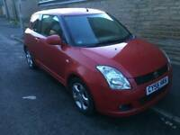 2007 Suzuki Swift Vvts Glx Petrol Full mot Brilliant drives Bargain price