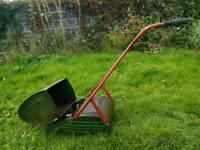 Vantage lawnmower