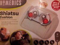 CHARITY SALE: new Shiatsu cushion