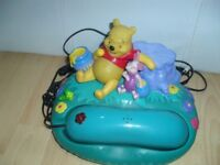 Winnie the Pooh and Piglet Telephone