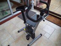 Argos Fitness Pro Exercise Bike