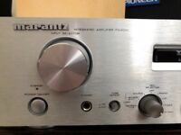 Marantz amplifier PM4001 for sale with 2 Pioneer speakers for sale