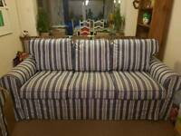 3 seater IKEA sofa bed