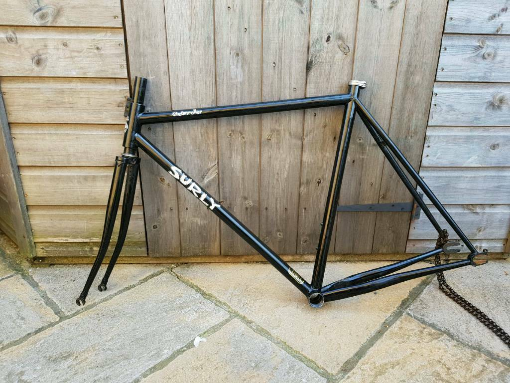 Surly steamroller frame and fork | in Southmead, Bristol | Gumtree