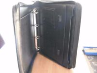 Pierre Cardin Business Case with clip binders