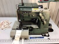 Kansai Special B-2000C (2 Needle) Loop making Industrial Sewing Machine