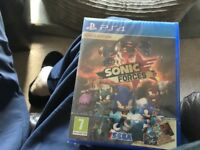 New sealed PS4 game special sonic forces bargain £27