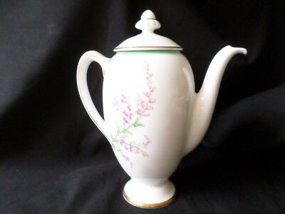 Bell Heather (Royal Doulton. Bell Heather. Coffee Pot. H4788. Made In England.)