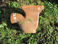 Clay Drainage Gully