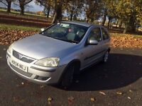 2004 Vauxhall Corsa 1.2**Automatic**Warranted Mileage**Only £899
