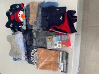 bundle of boys 2 to 3 cloths