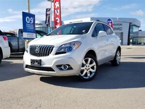 2013 Buick Encore CXL AWD | Heated Leather | 7 Touchcsreen