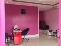 Nail & Beauty Shop for rent