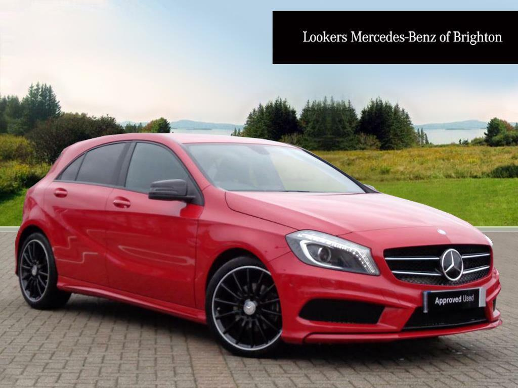 mercedes benz a class a200 cdi amg sport red 2015 01 12 in portslade east sussex gumtree. Black Bedroom Furniture Sets. Home Design Ideas
