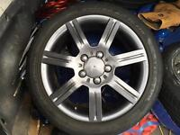 """****£100 IF GONE TODAY**** SET OF 4 RONAL 16"""" ALLOY WHEELS AND TYRES (PLEASE READ)"""