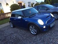 Mini Cooper S 1.6 supercharged R53 2006 (55) 1 years M.O.T no advisories