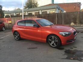 Quick sale BMW 1 series turbo sport