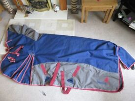 Field Masta 6ft 6, 200g Outdoor rug 1200 denier rip stop almost new washed and reproofed