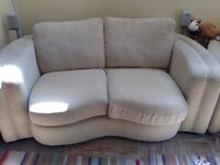 SCS Art Deco style sofa - well used but comfy - free if you want to grab it.