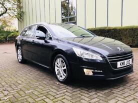 2011 Peugeot 508 SW 2.0 HDi FAP Active Estate 5dr Diesel Automatic - PANORAMIC ROOF - 165 BHP