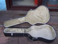 Hard Guitar Case (for dreadnought size acoustic)
