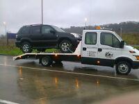 "Car Recovery / Transport/ Nationwide "" Badgers 4x4 Ltd "" North Devon based."