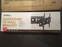 "VonHaus 32-65"" Tilt & Swivel TV Wall Mount Bracket"