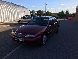 Rover 600 SLi 4dr ** LONG MOT**